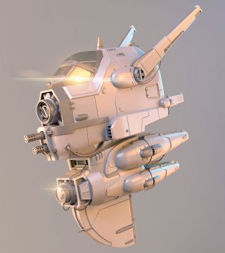 Sharpen Your Hard Surface Modelling In 3ds Max Creative Bloq