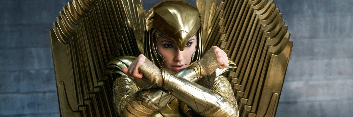 Gal Gadot in Wonder Woman 84