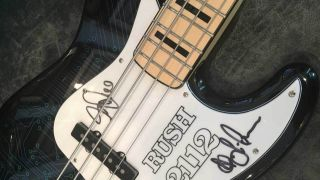 Signed Rush Bass