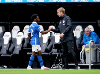 Newcastle United v Brighton and Hove Albion – Premier League – St James' Park