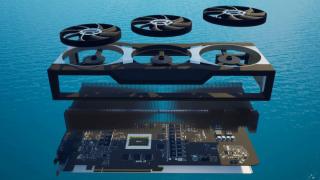 AMD Fortnite Radeon Island