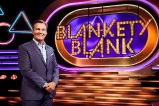 Bradley Walsh hosts Blankety Blank