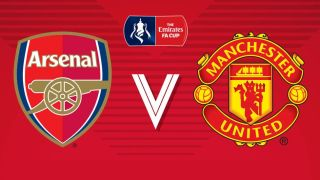 FA Cup live stream: aArsenal vs Manchester United