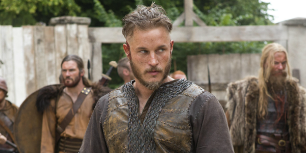 Vikings' Travis Fimmel Just