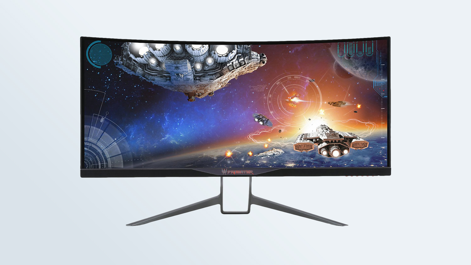 Best gaming monitors: Acer Predator X34