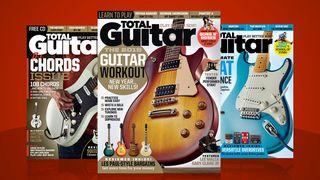 Images of Future's guitar magazines