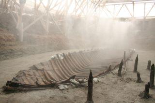 The Yenikapi shipwreck called YK 14.