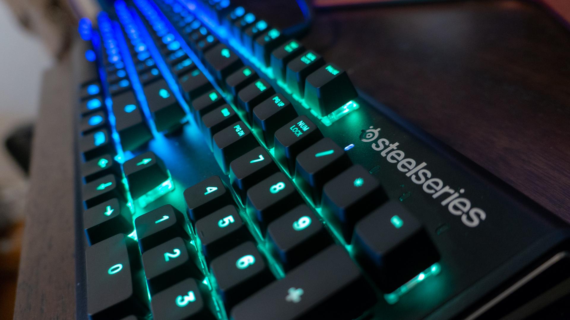 SteelSeries Apex M750 review | TechRadar