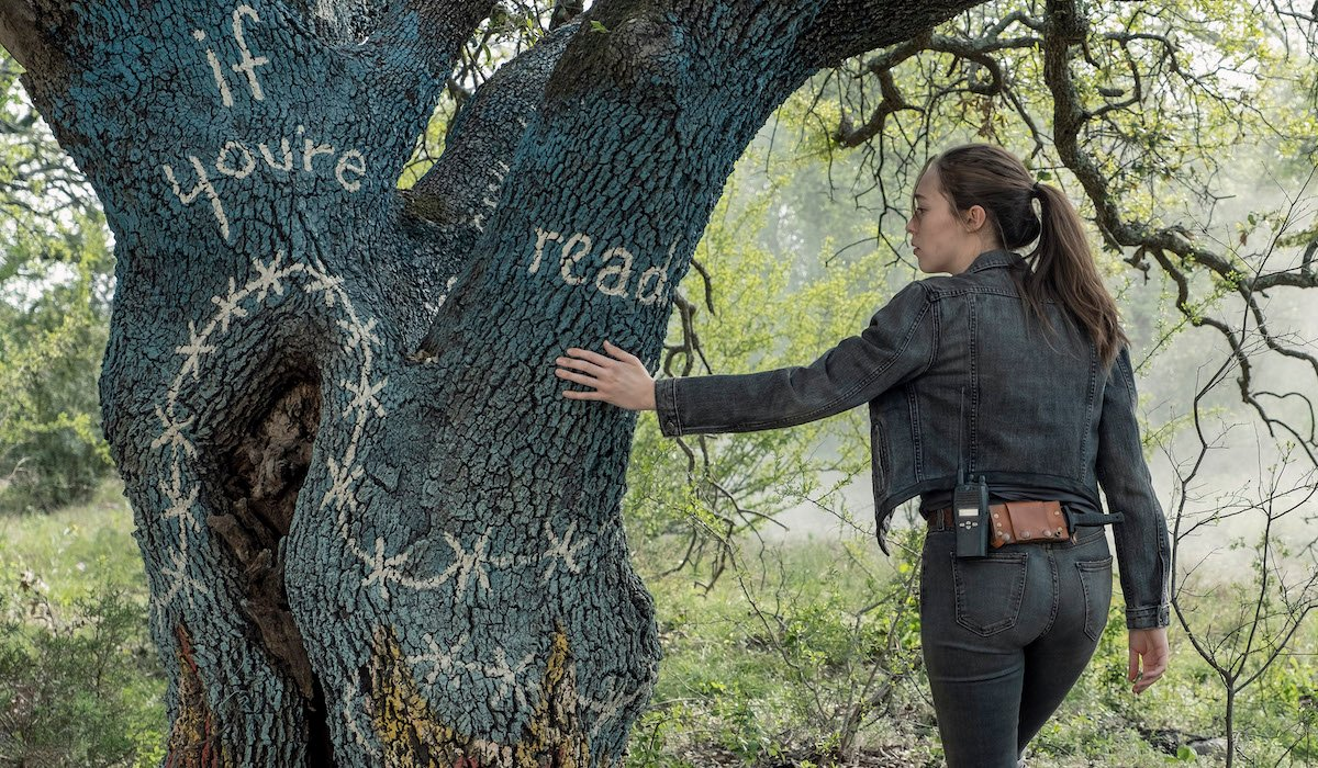 fear the walking dead madison tree message alicia
