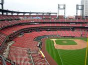 St. Louis' Stadium Gets New System