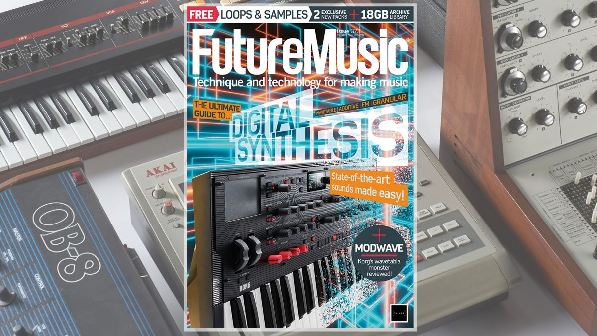 Issue 373 of Future Music is on sale now