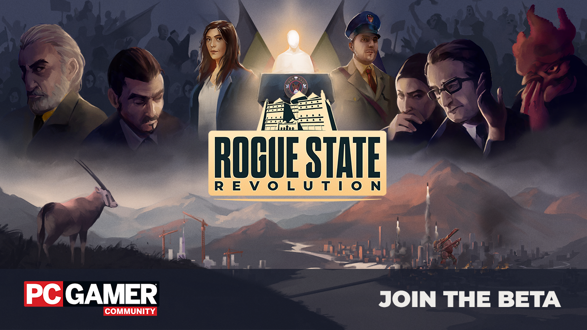 Win a massive Razer prize pack by testing the Rogue State Revolution beta