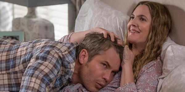 Sheila and Joel Drew Barrymore Timothy Olyphant Santa Clarita Diet Netflix