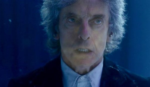 Doctor Who The Doctor regeneration anger