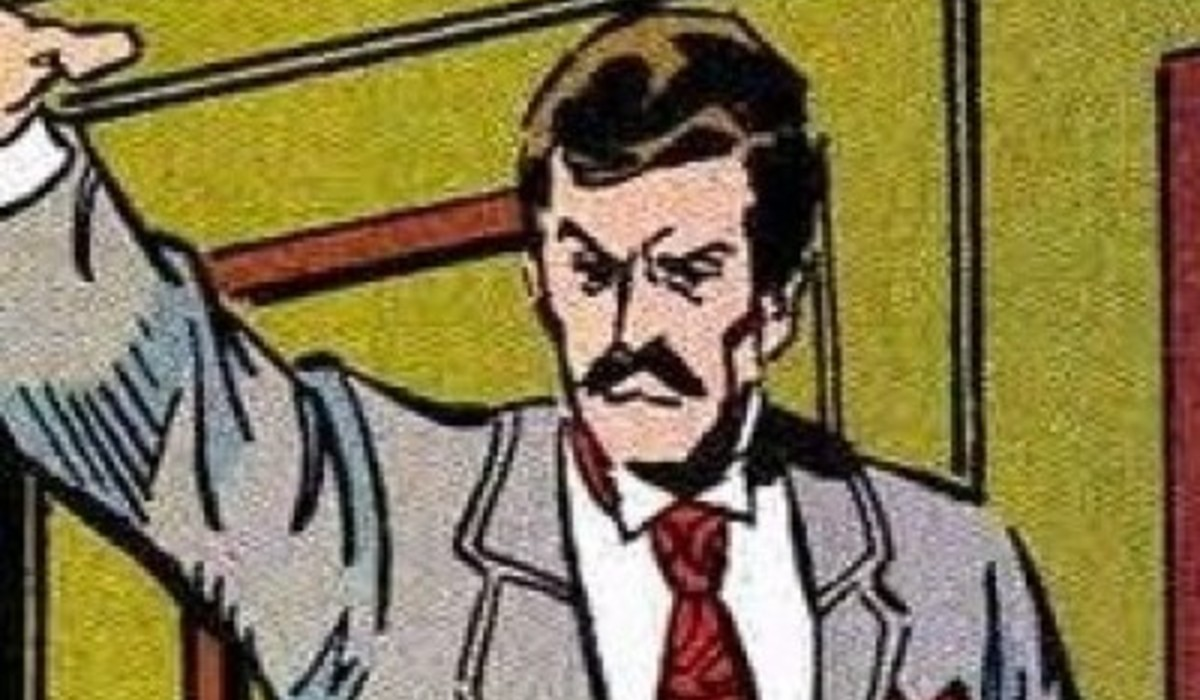 Victor Timely Marvel Comics