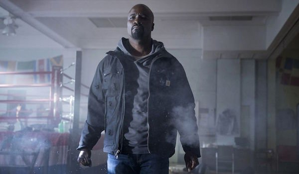 Mike Colter as Netflix's Luke Cage