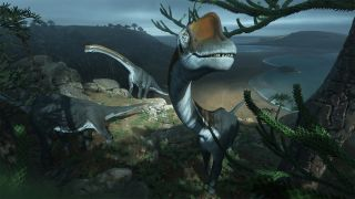 Earliest titanosaur