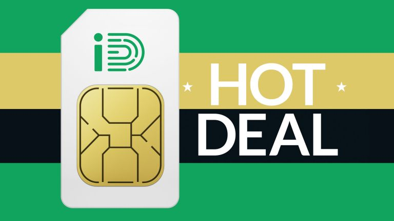SIM only deals iD Mobile