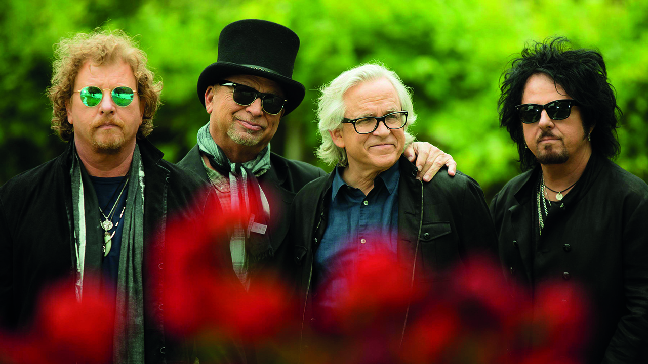 Listen to Toto\'s glorious cover of Weezer\'s Hash Pipe | Louder