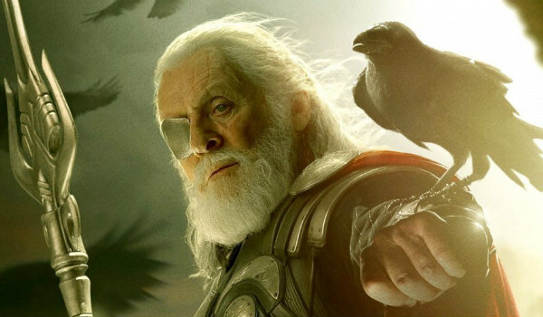Anthony Hopkins Odin Thor