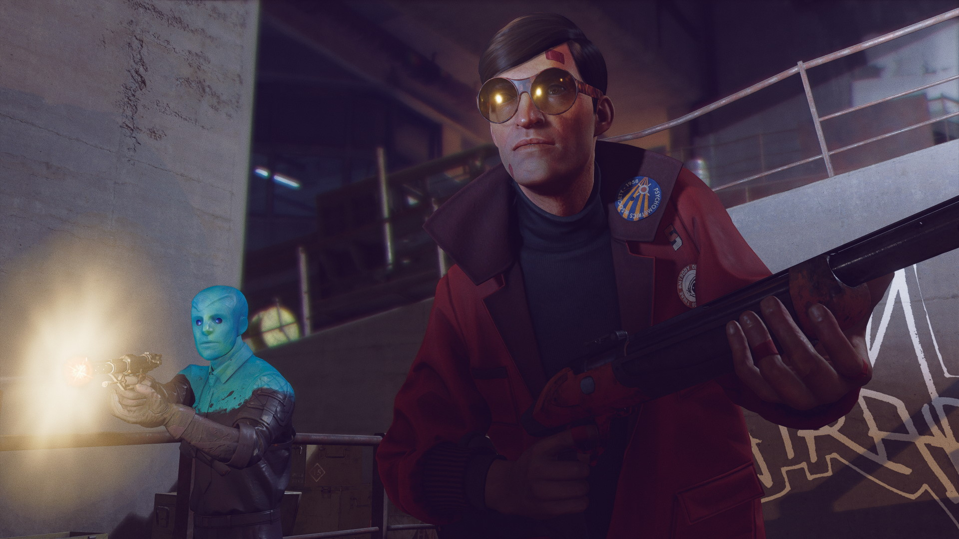 Deathloop gameplay trailer showcases an absolutely smashing '60s spy song