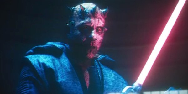 Darth Maul in Solo: A Star Wars Story