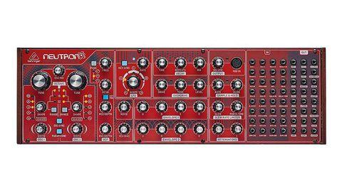 Behringer Neutron Synthesizer review | MusicRadar