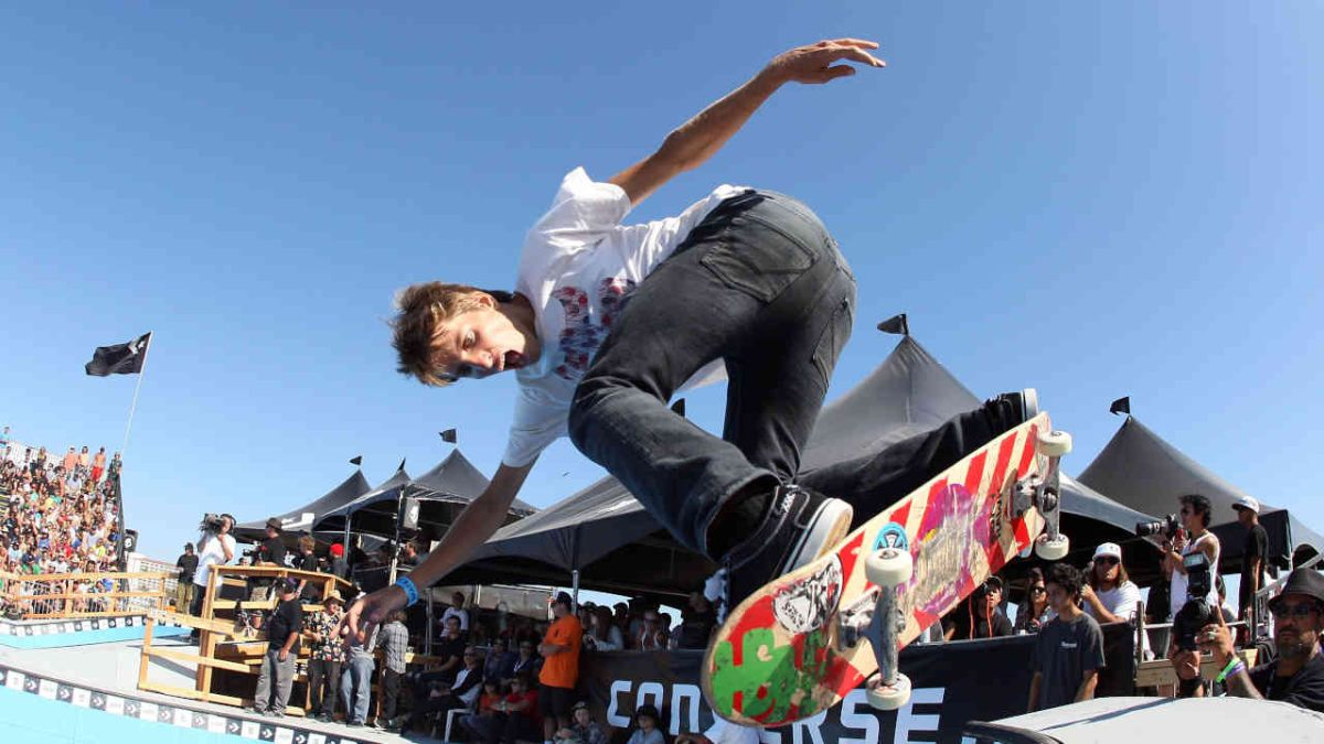 The Top 10 Best Skateboarders Of All Time Louder