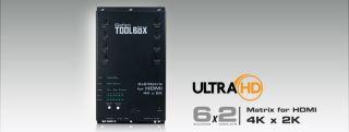 Gefen Releases Two New Matrix Switchers for HDMI 4Kx2K