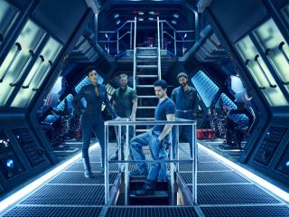 'The Expanse' Space Epic
