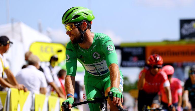 Mark Cavendish at the Tour de France 2021