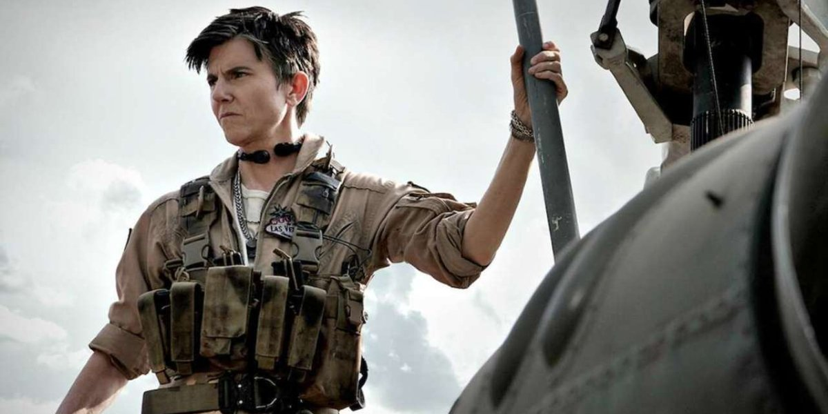 Tig Notaro in Army of the Dead
