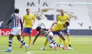 West Bromwich Albion v Birmingham City – Sky Bet Championship – The Hawthorns