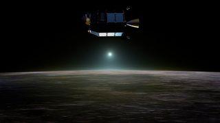 NASA's LADEE Spacecraft