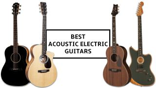 Best acoustic electric guitars 2021: 11 great electro-acoustics for all levels of player