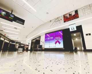 Crescent Digital Transforms Rocket Mortgage FieldHouse with Over 750 LG Displays