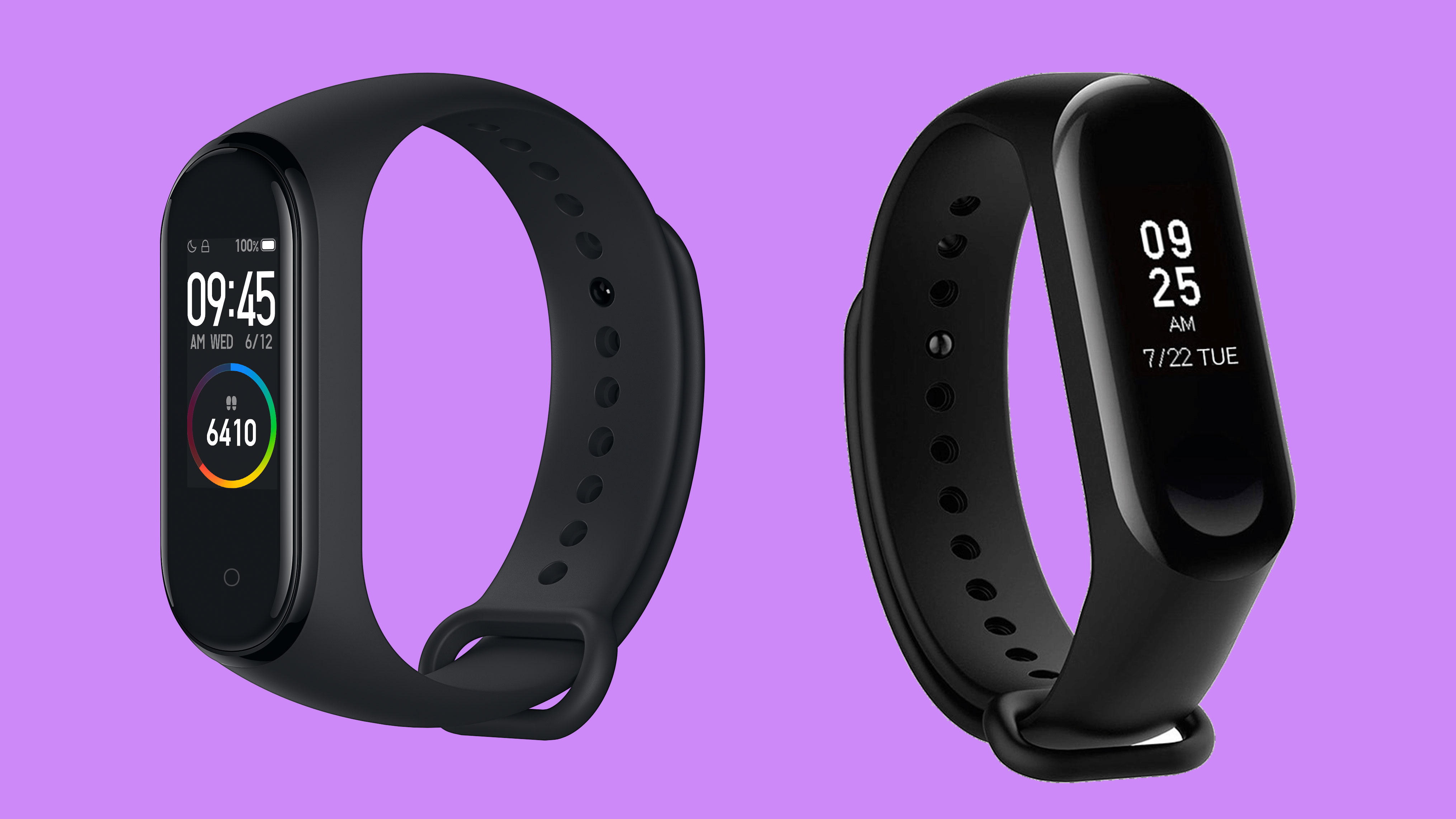 Xiaomi Mi Band 4 vs Mi Band 3: which affordable tracker is for you