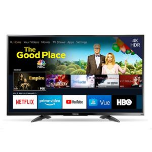 Prime Day Deal: Toshiba 50-inch 4K Fire TV Just $279 | Tom's Guide