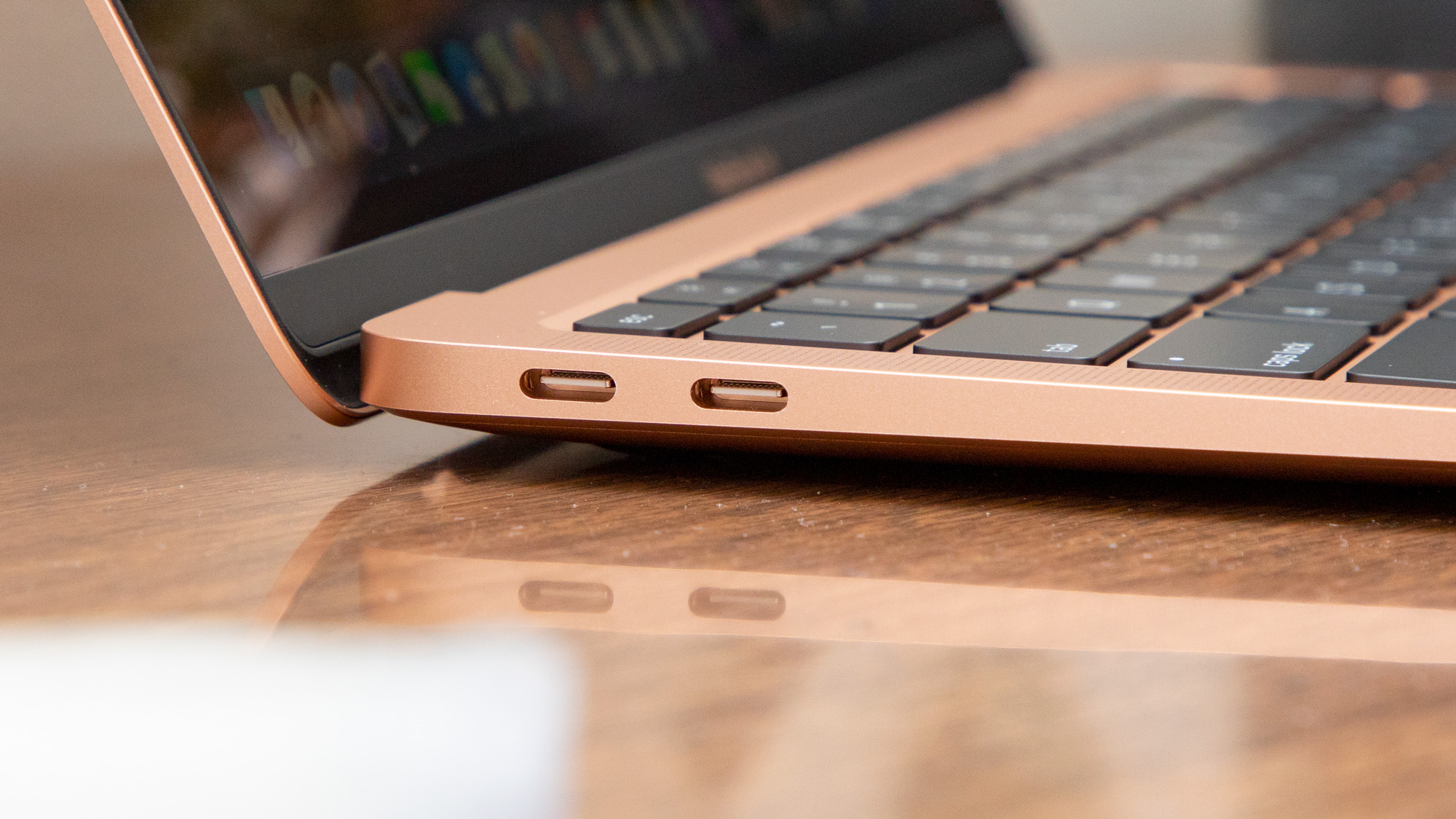 MacBook Air vs MacBook Pro: conception et ports