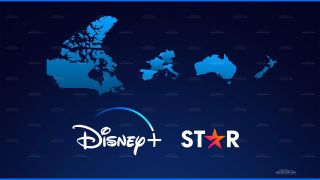 Star on Disney Plus slide from Disney Investor Day