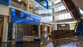 University of Kansas School of Business and NanoLumens