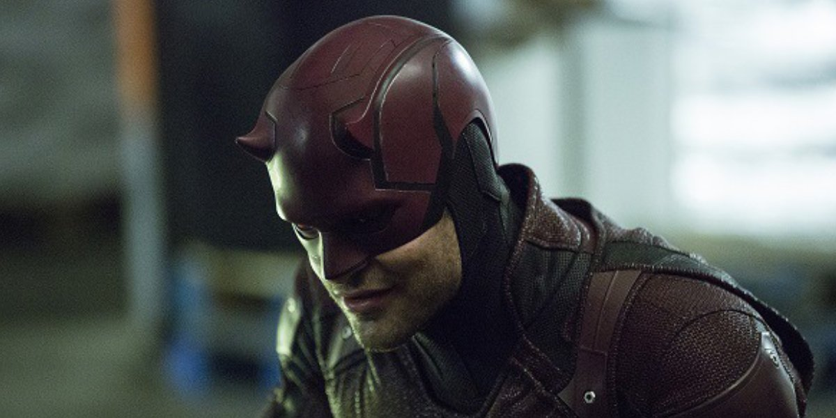 Charlie Cox made Daredevil cool again