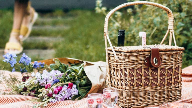 Best picnic basket from Not On The High Street