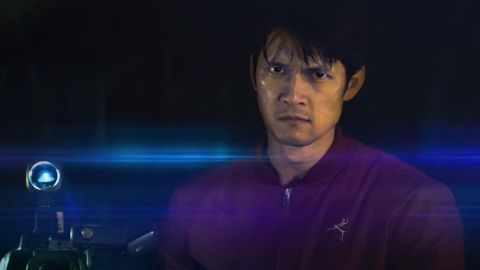Harry Shum Jr. in Broadcast Signal Intrusion