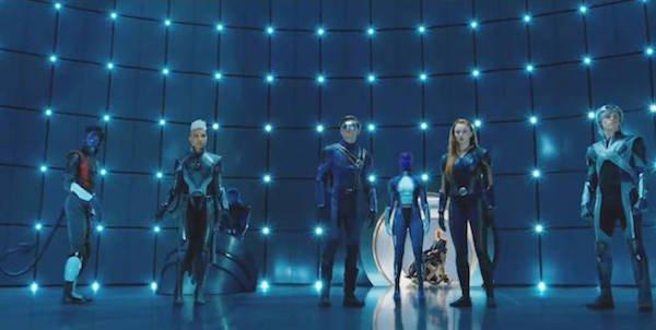 X-Men Costumes Apocalypse ending