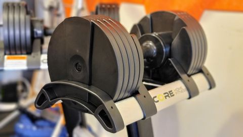 Core Home Fitness Adjustable Dumbbell Set review