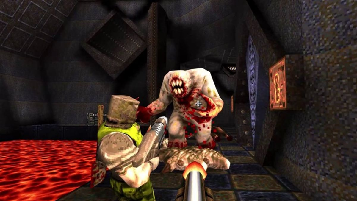 Why is Quake so damn fast? John Romero explains