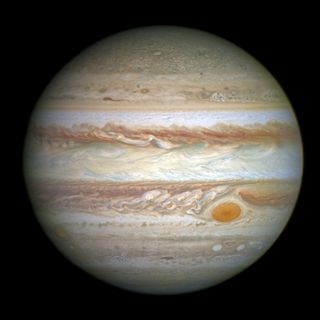 Jupiter (WFC3/UVIS, April 21, 2014)