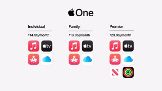 Apple One price and cost