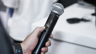 Shure SM58 Wireless mic